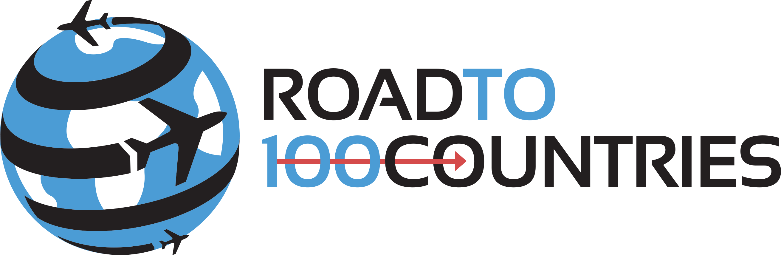 Road to 100 Countries